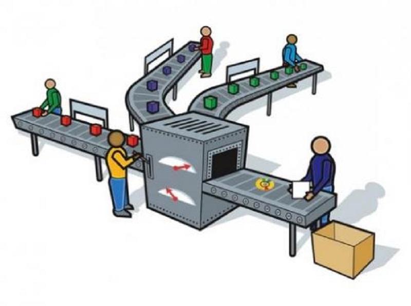 راه اندازی خطوط تولید صنعتی