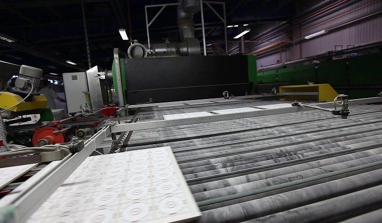 مراحل خط تولید در کارخانجات سرامیک (قسمت دوم )