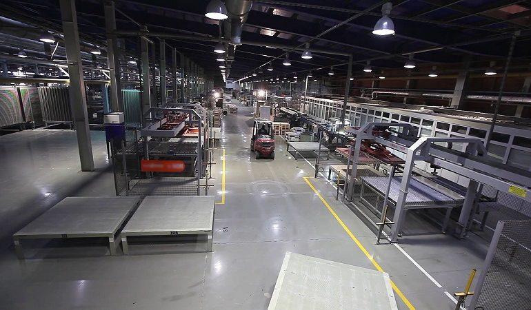 آشنایی با مراحل خط تولید در کارخانجات سرامیک